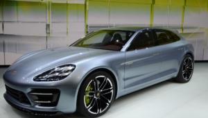 Porsche Panamera Sport Turismo For Desktop