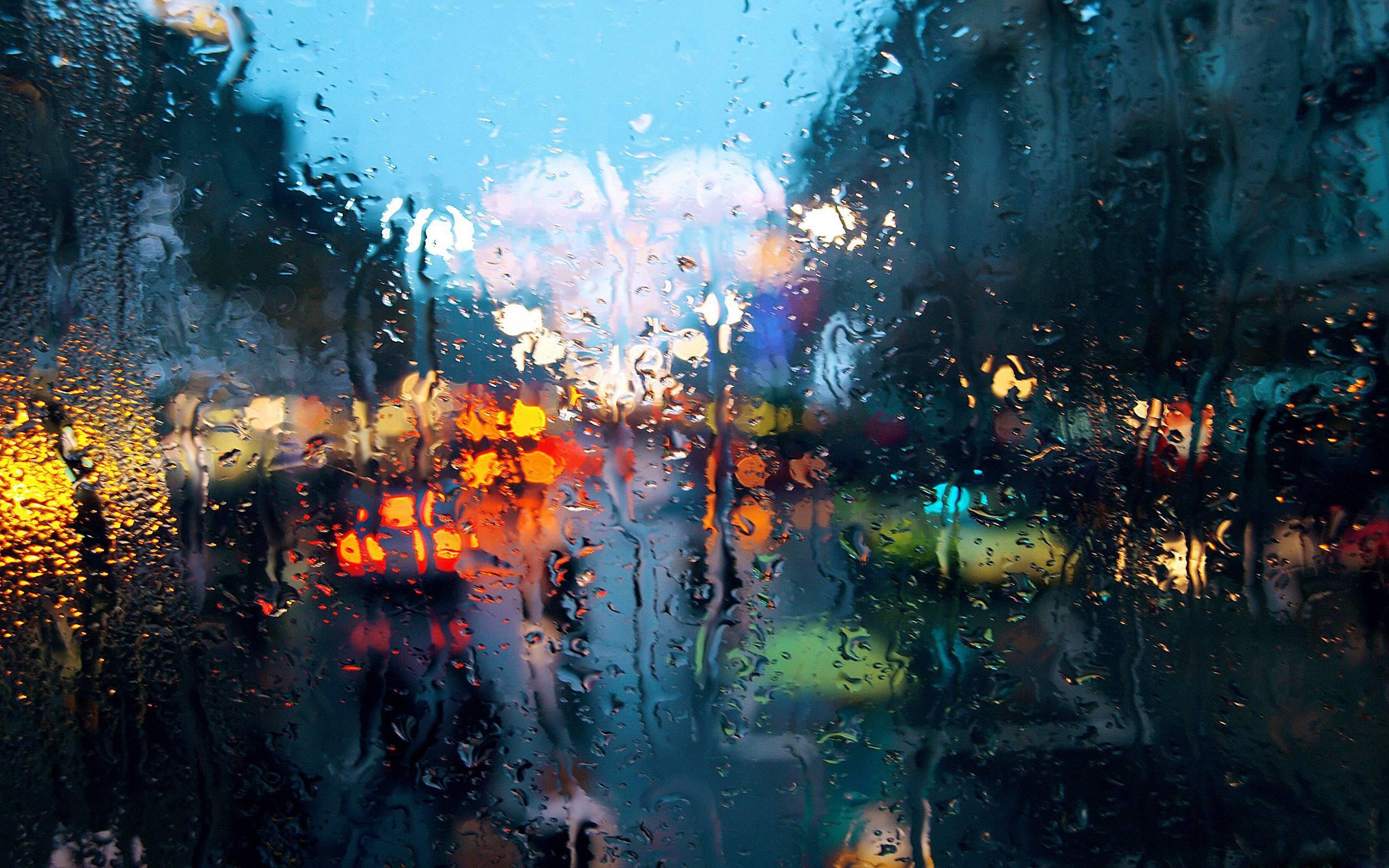 Rain For Desktop