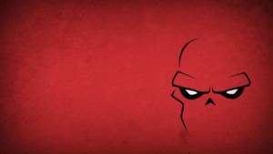 Red Skull Minimalism Blo0p