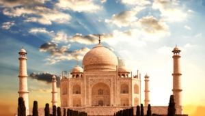 Taj Mahal Desktop HD Wallpapers
