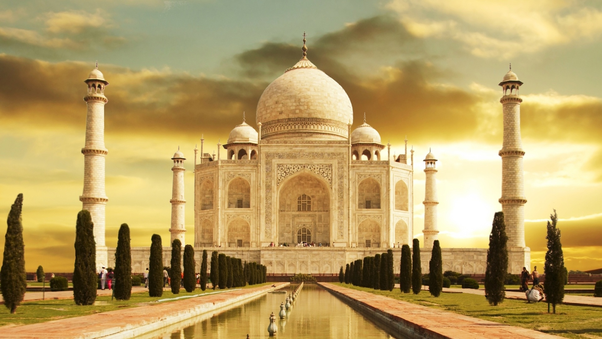 Taj Mahal Backgrounds