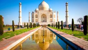Taj Mahal Iphone Wallpaper