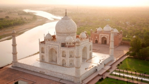 Taj Mahal Photo
