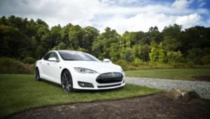 Tesla Model S 4K