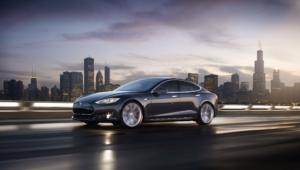 Tesla Model S Computer Wallpaper