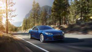 Tesla Model S Desktop