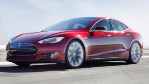 Tesla Model S HD Desktop