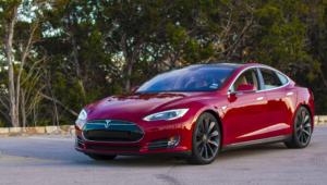 Tesla Model S High Definition Wallpapers