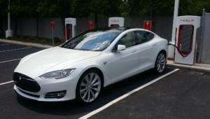 Tesla Model S High Quality Wallpapers