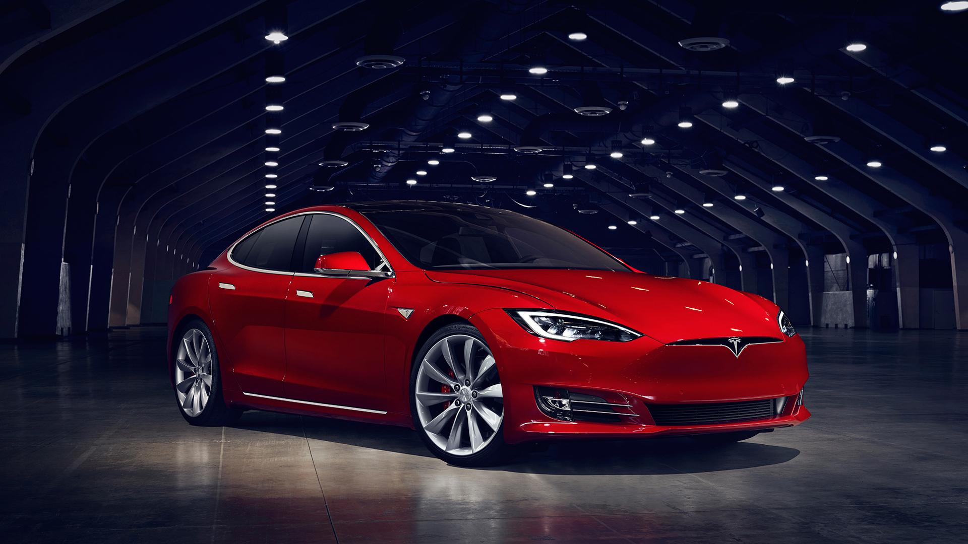 Tesla Model S Wallpaper