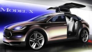Tesla Model X HD