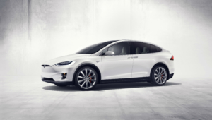 Tesla Model X High Definition