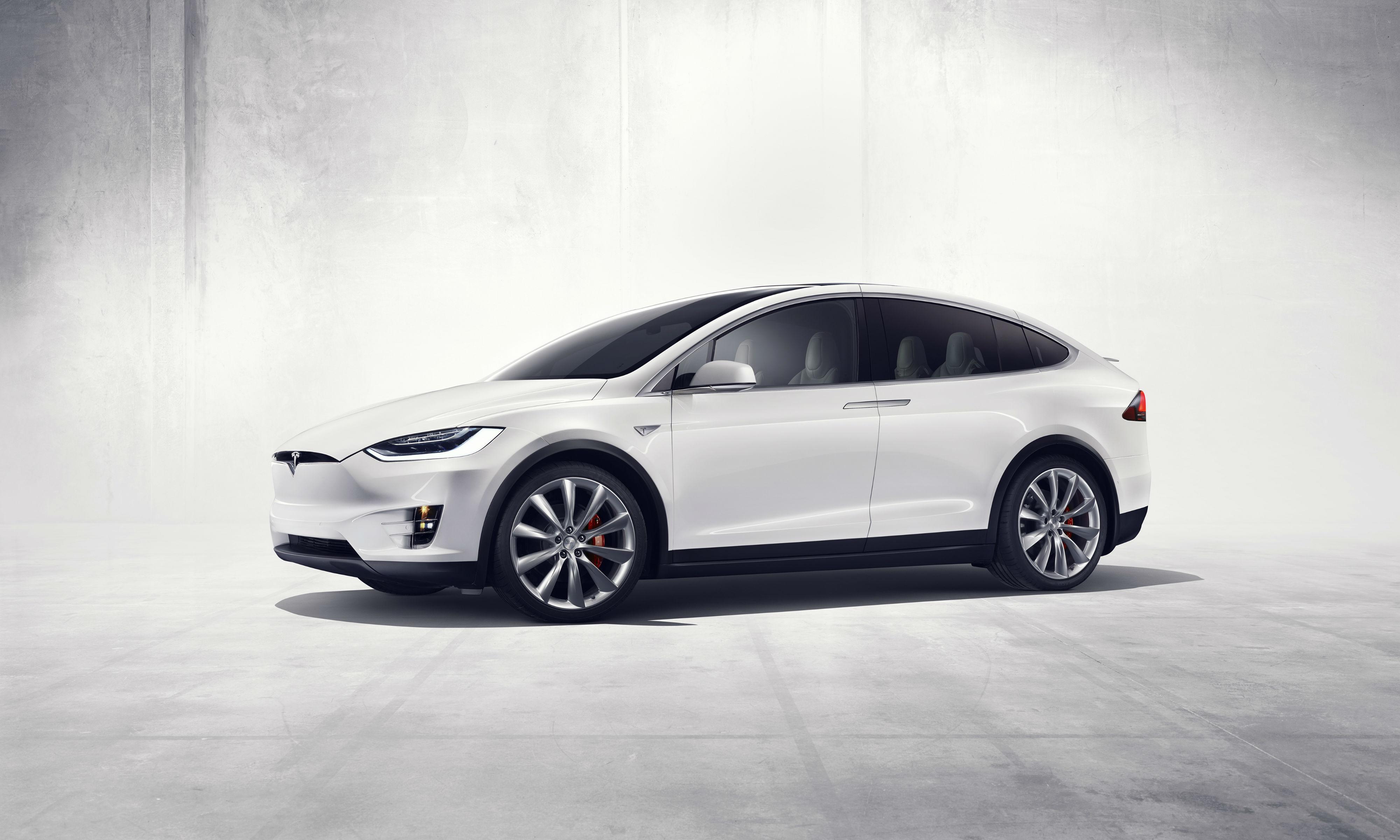 Tesla Model X High Definition