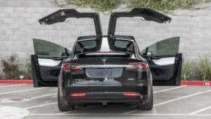 Tesla Model X High Quality Wallpapers
