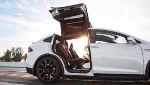 Tesla Model X Images