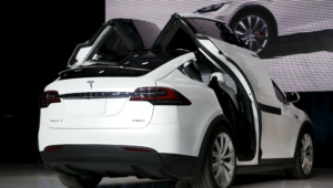 Tesla Model X Wallpapers