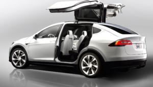 Tesla Model X Wallpapers HD