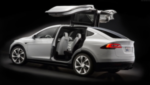 Tesla Model X Wallpapers HQ