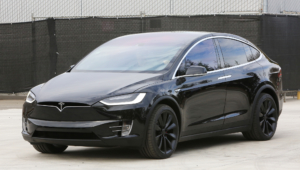 Tesla Model X Front Three Quarter.JPG