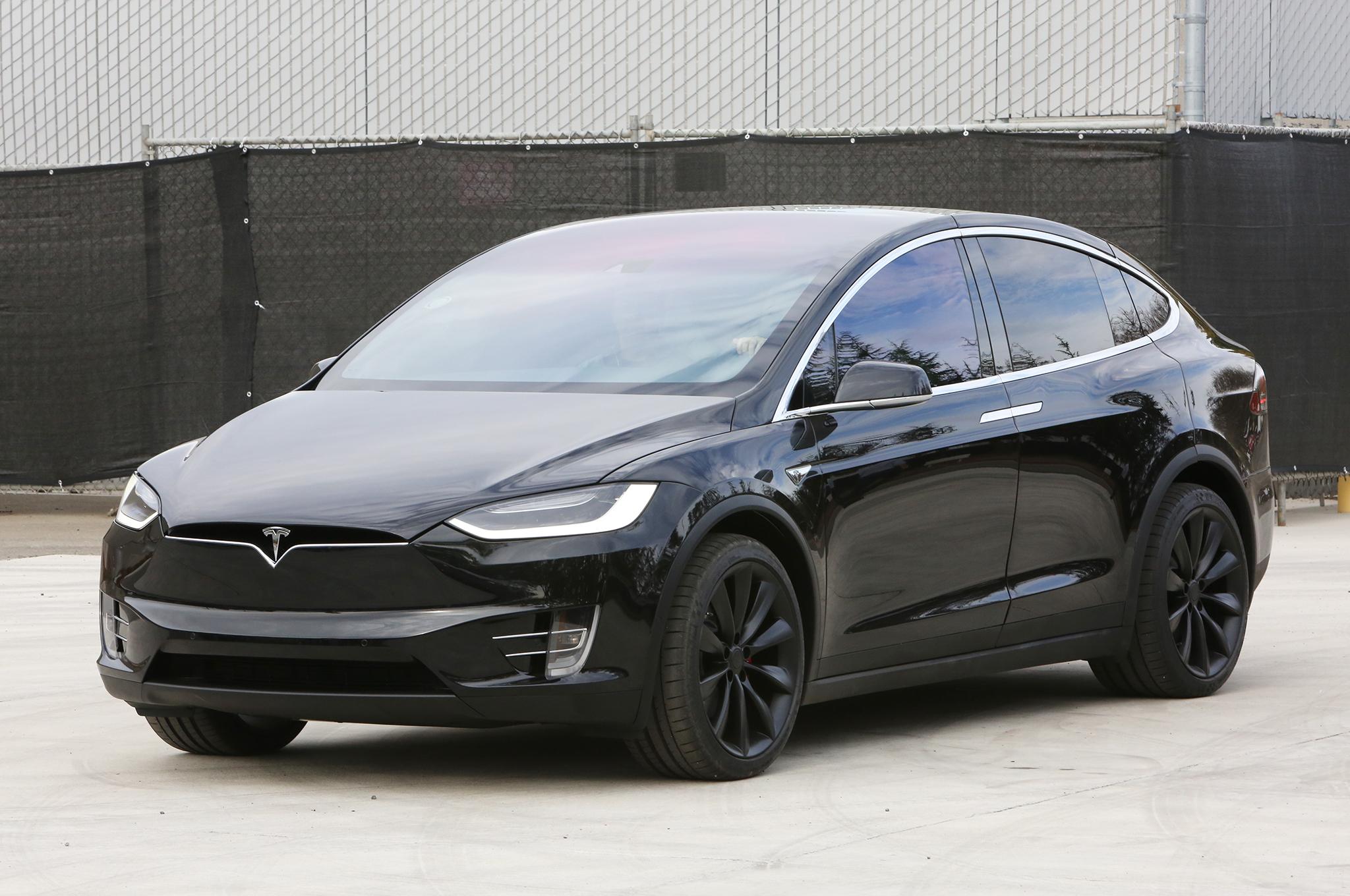 Tesla Model X Front Three Quarter.JPG