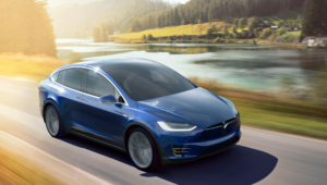 Tesla Model X Full HD