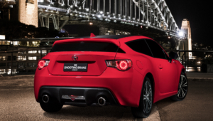 Toyota GT86 Shooting Brake Pictures