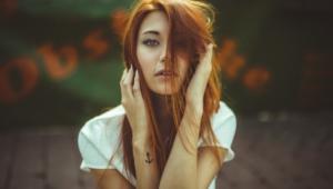 Victoria Ryzhevolosaya For Desktop