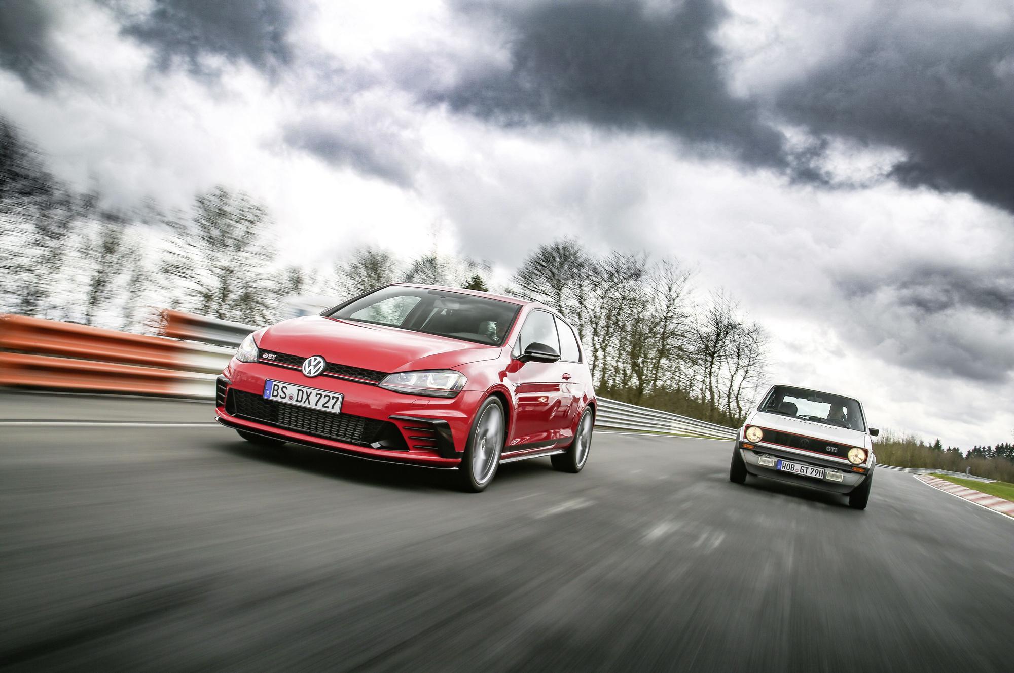 Volkswagen Golf GTI Clubsport S High Definition Wallpapers