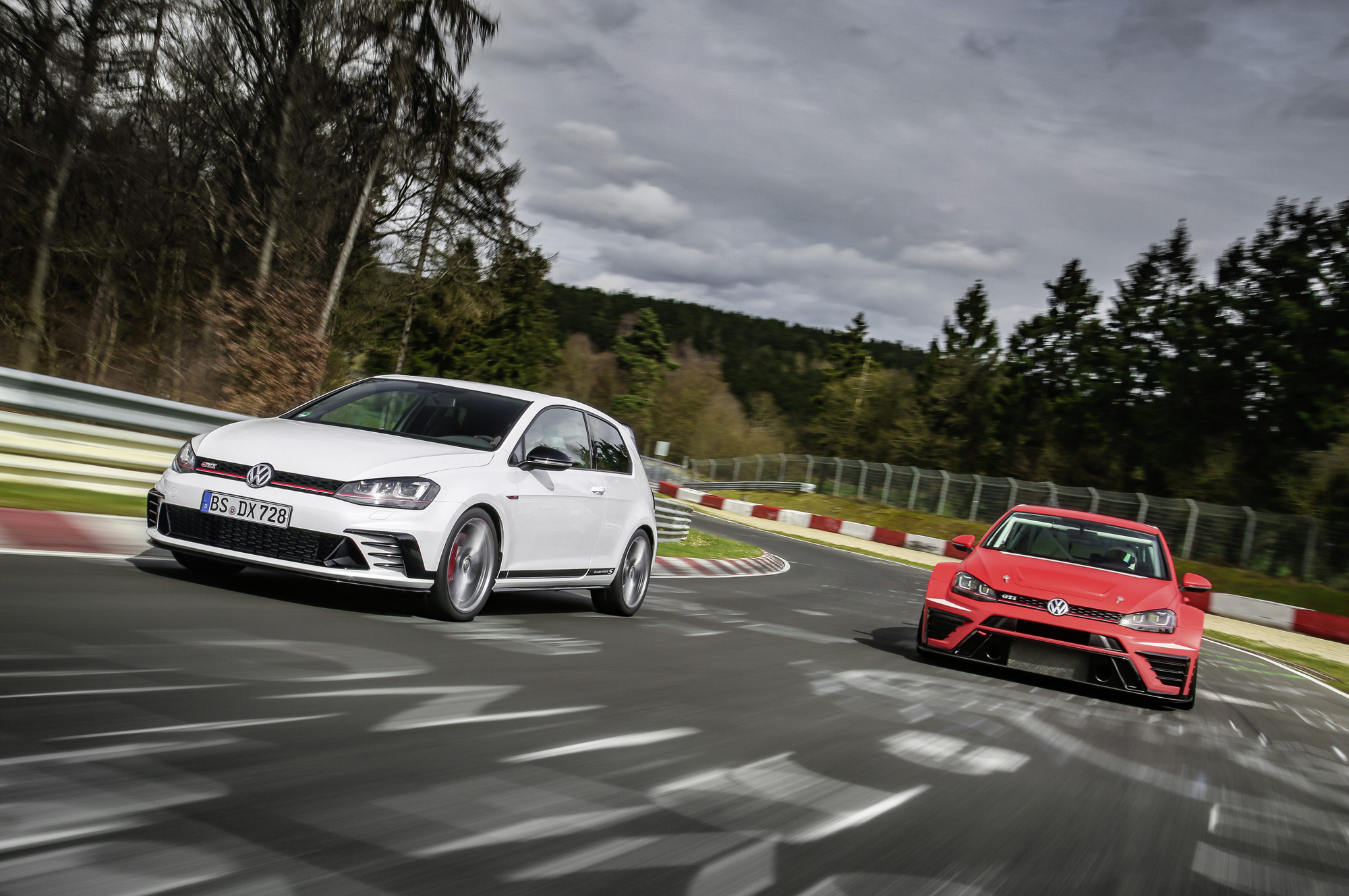 Volkswagen Golf GTI Clubsport S High Quality Wallpapers