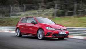 Volkswagen Golf GTI Clubsport S Wallpapers