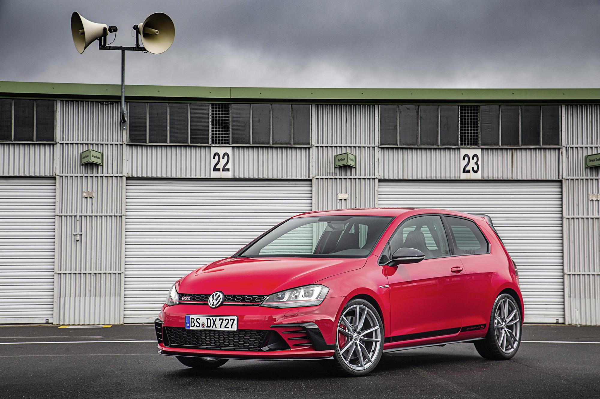 Volkswagen Golf GTI Clubsport S Widescreen