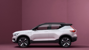 Volvo XC40 2017 Wallpapers HD