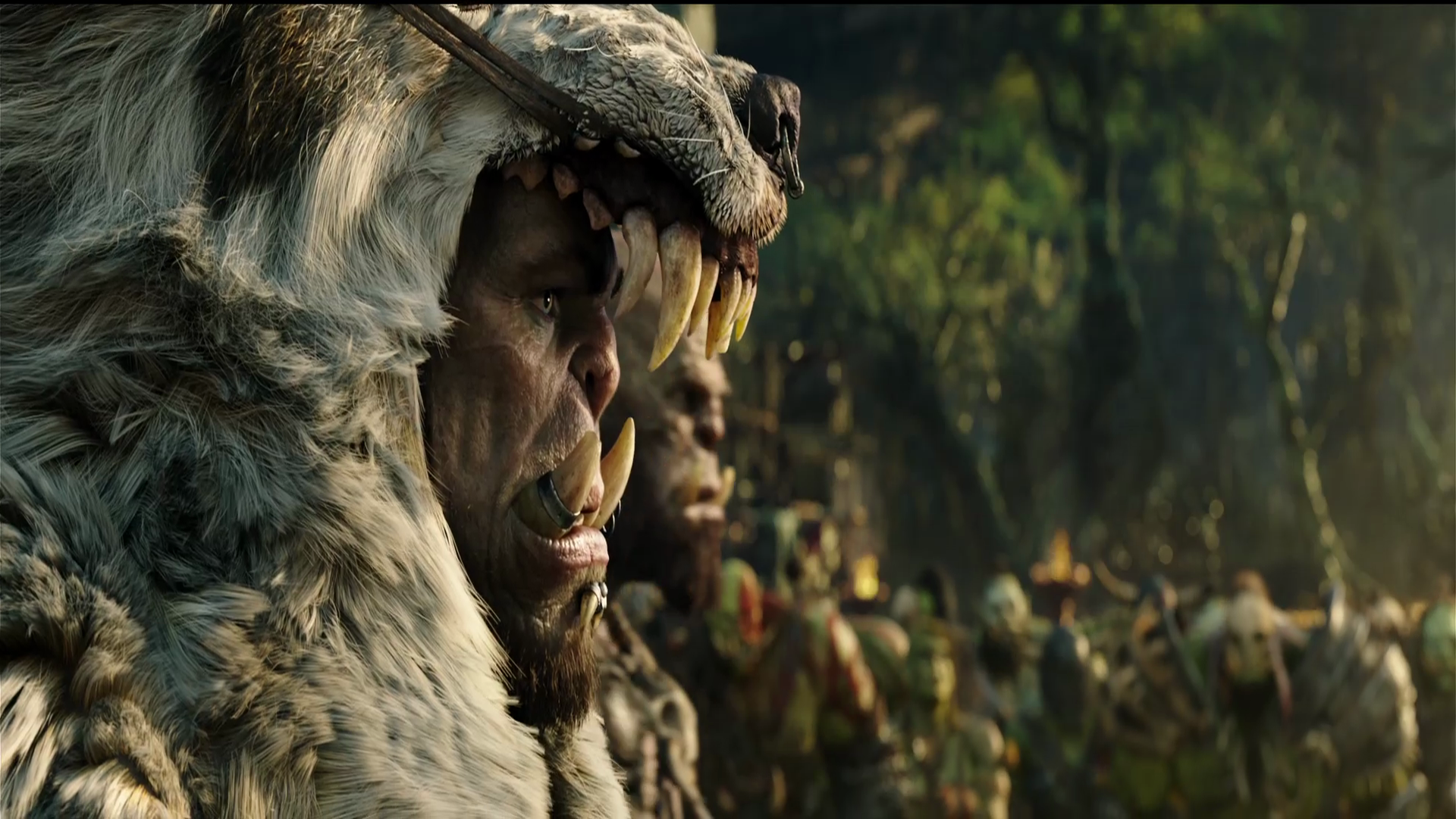 Warcraft Movie HD