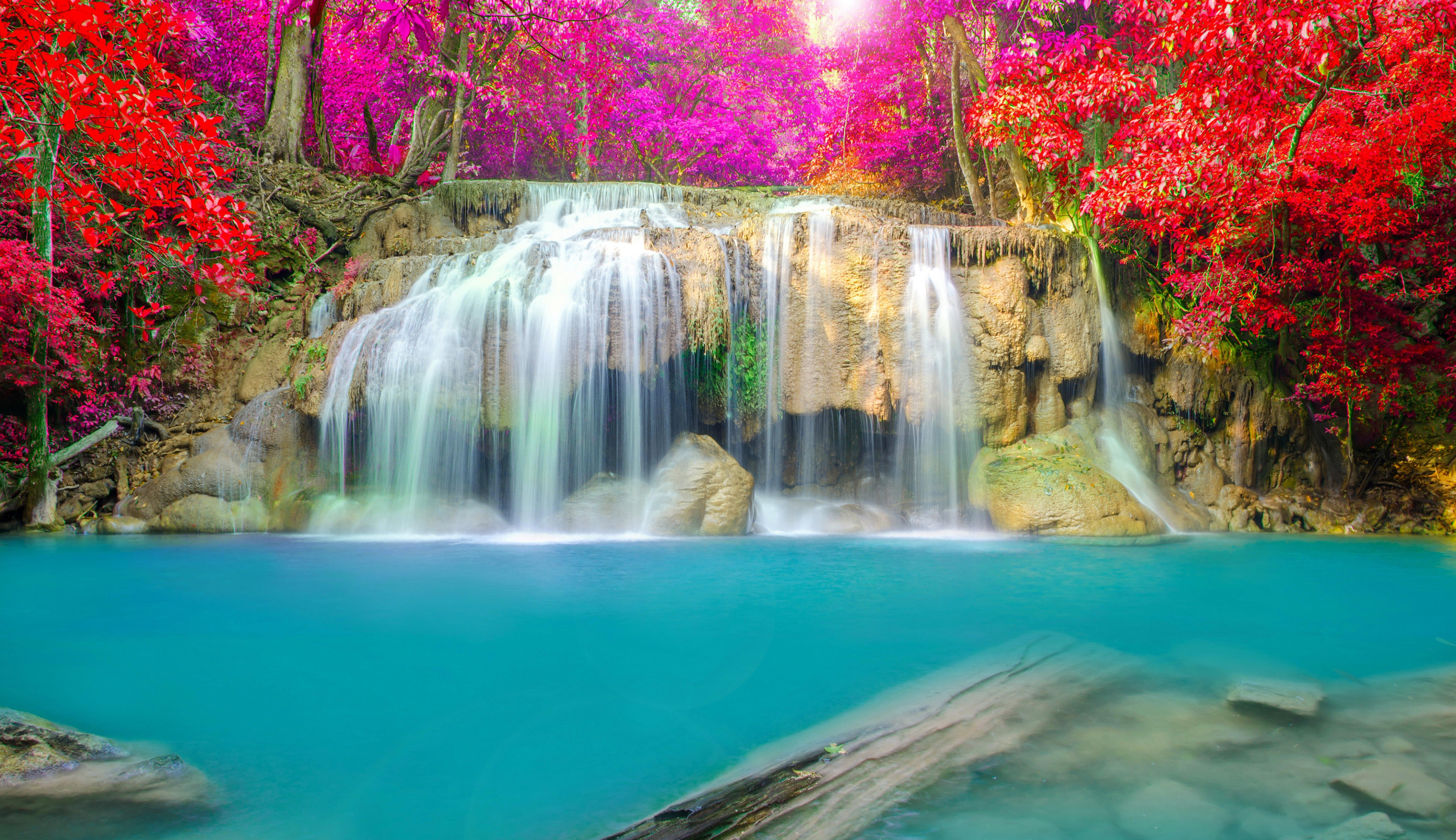 Waterfalls Desktop