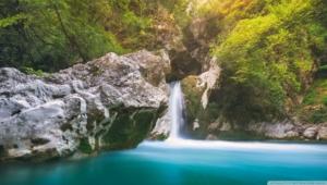 Waterfalls HD Wallpaper