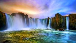 Waterfalls For Desktop