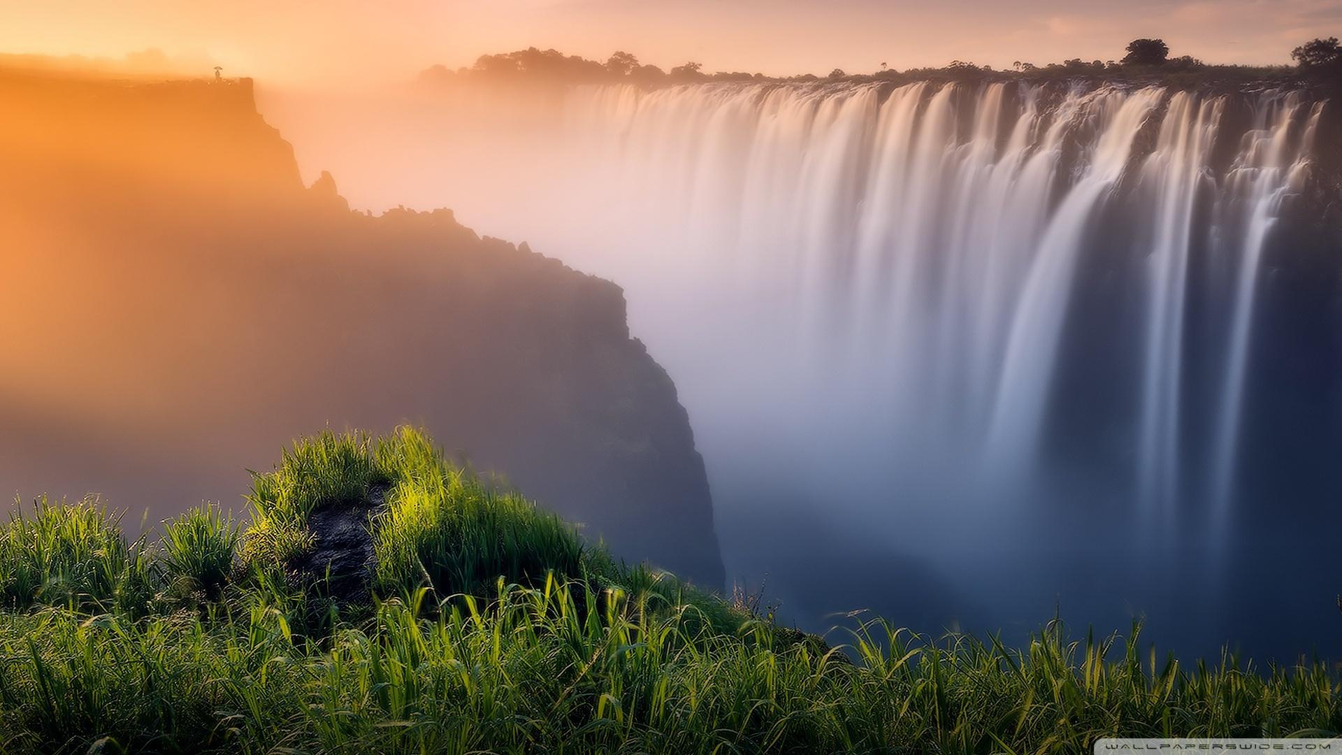 Waterfalls Full HD
