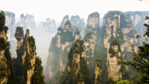 Zhangjiajie National Forest Park (China) Photos
