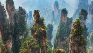 Zhangjiajie National Forest Park (China) Pictures