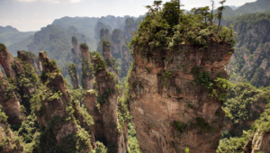 Zhangjiajie National Forest Park (China) Wallpapers HD