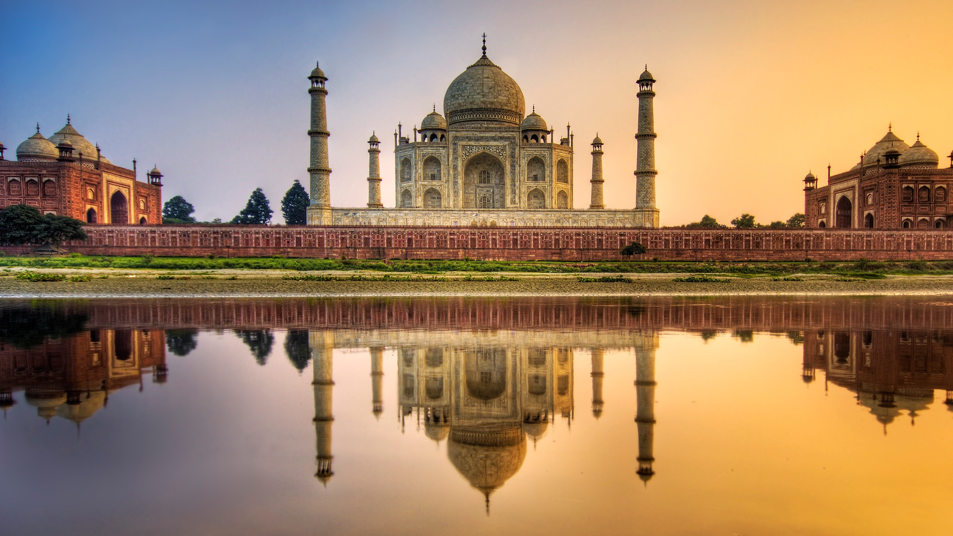 Cool Taj Mahal Backgrounds