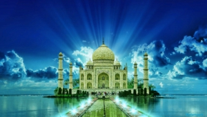 Taj Mahal High Res Image Free Download