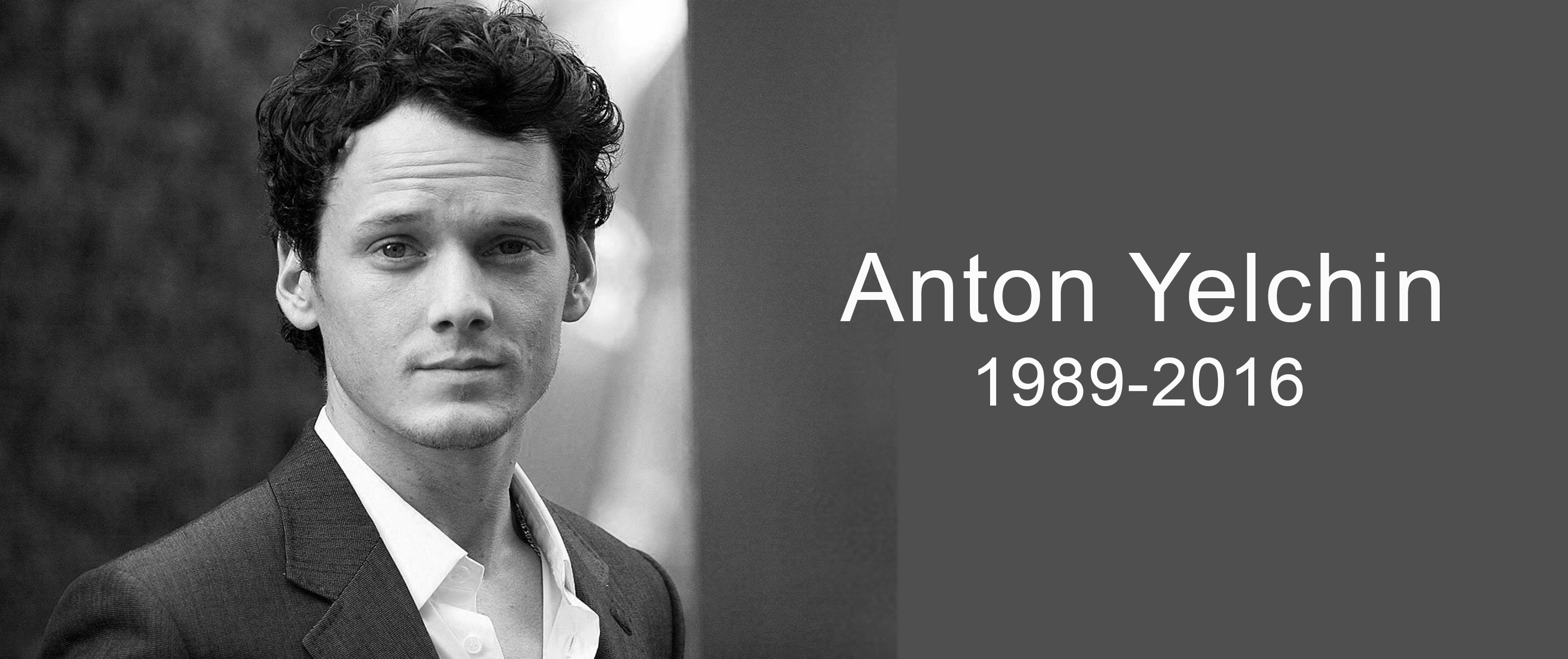 Anton Yelchin Photos