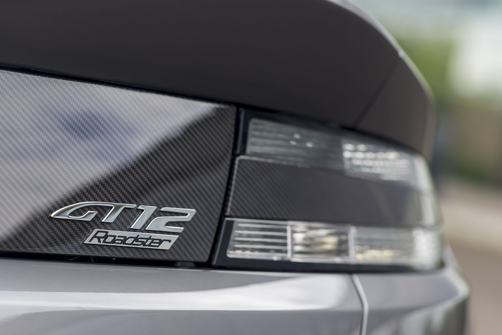 Aston Martin Vantage GT12 Roadster Pictures
