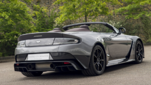 Aston Martin Vantage GT12 Roadster Wallpapers HD