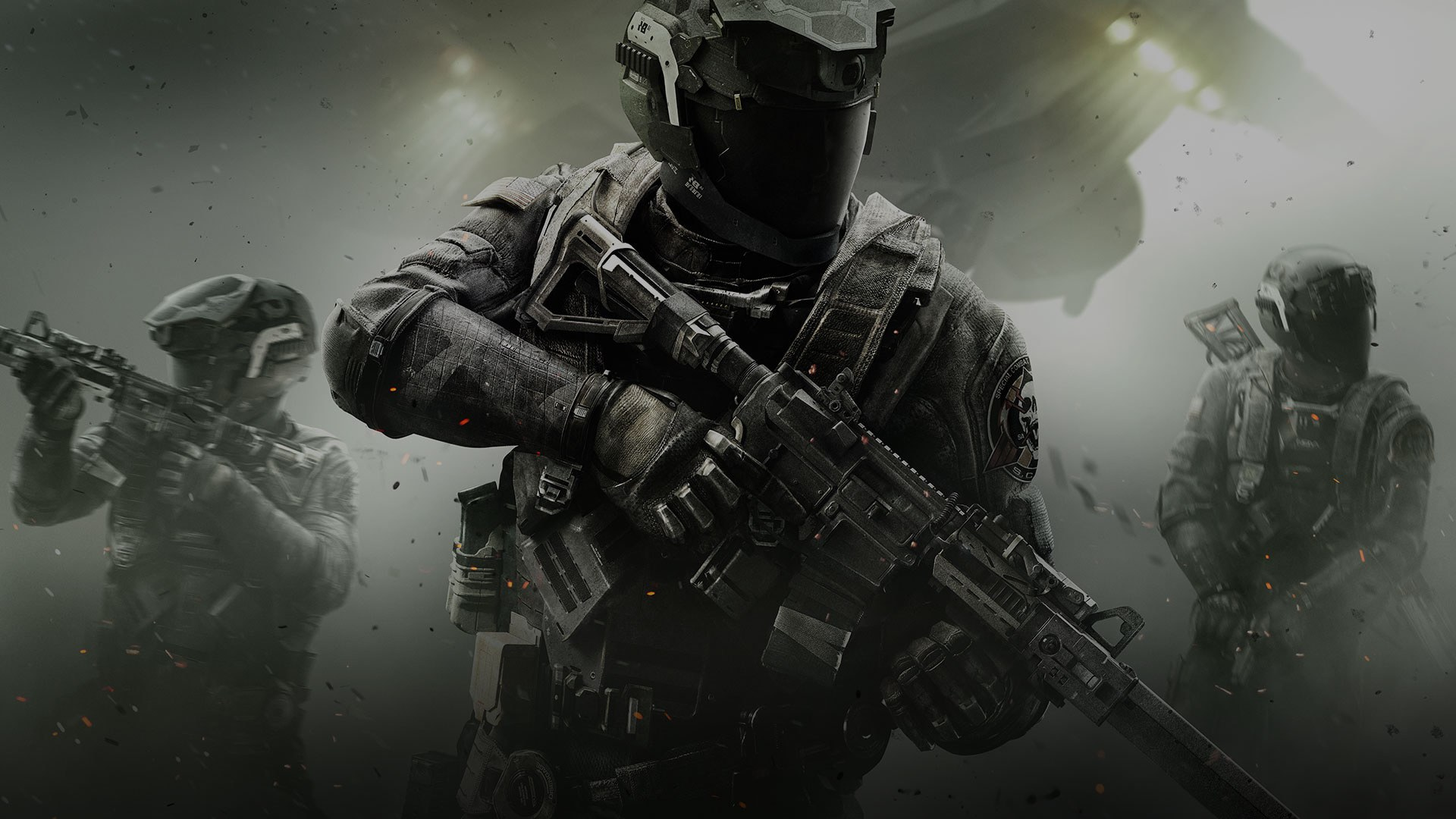 Call Of Duty Infinite Warfare Computer Wallpaper