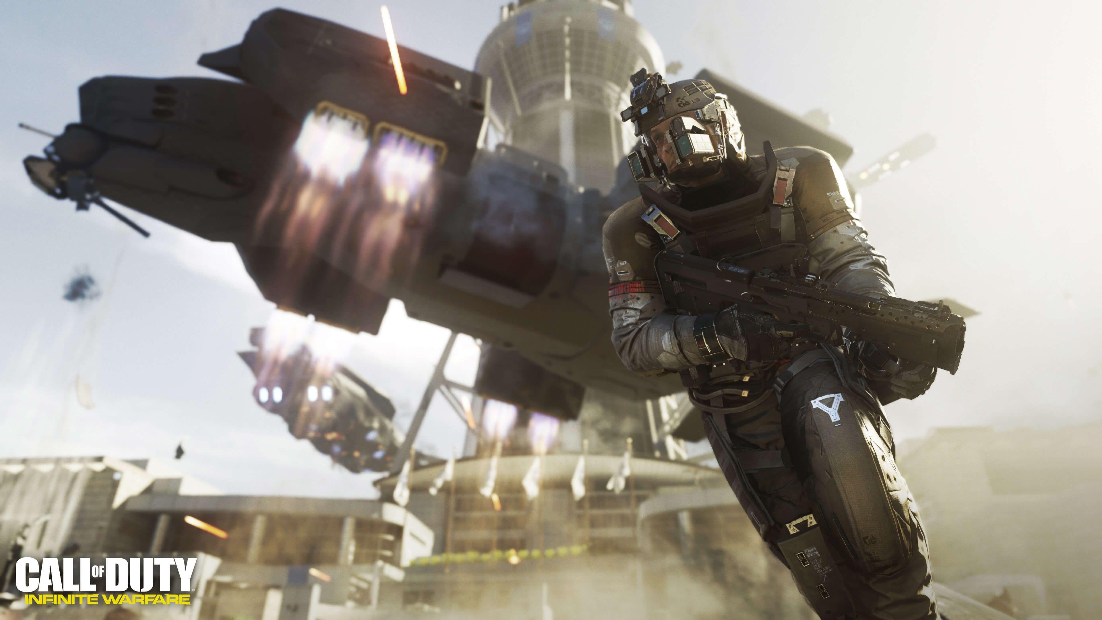 Call Of Duty Infinite Warfare Wallpaper