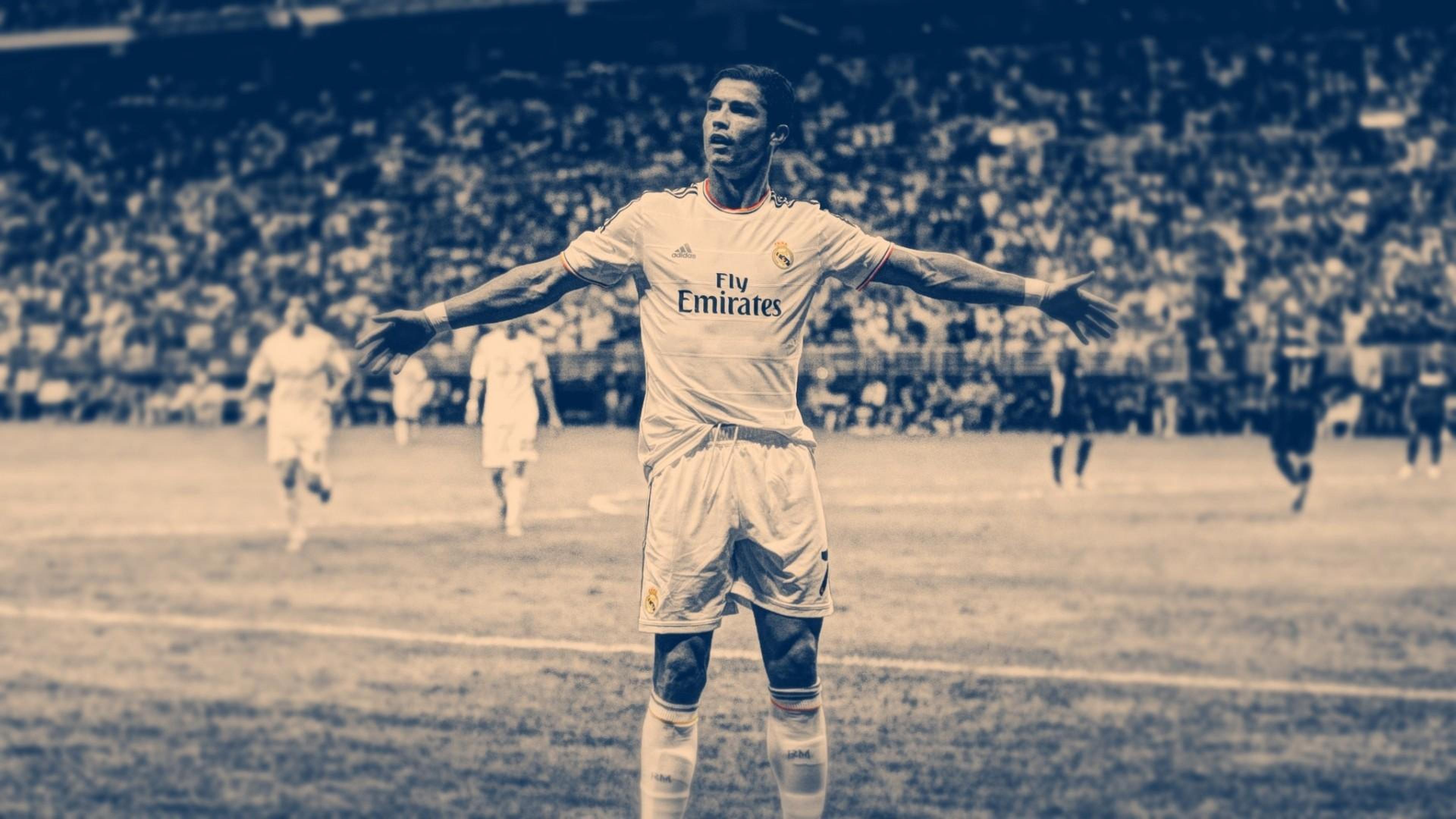Cristiano Ronaldo Widescreen