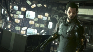 Deus Ex Mankind Divided Background