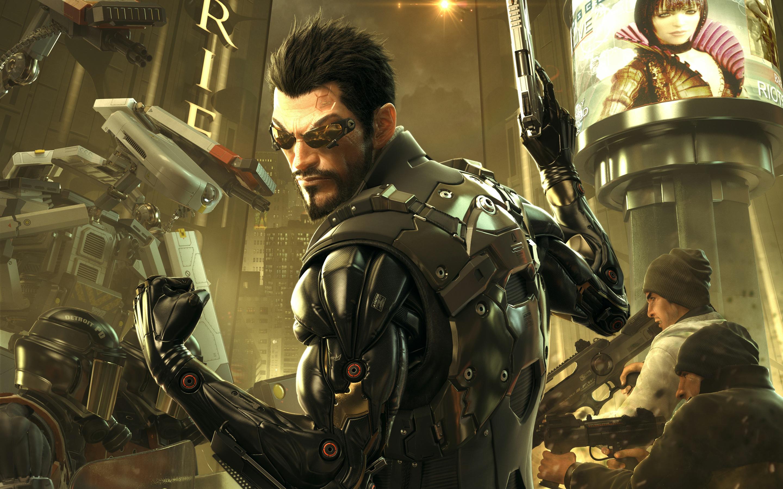 Deus Ex Mankind Divided HD Desktop